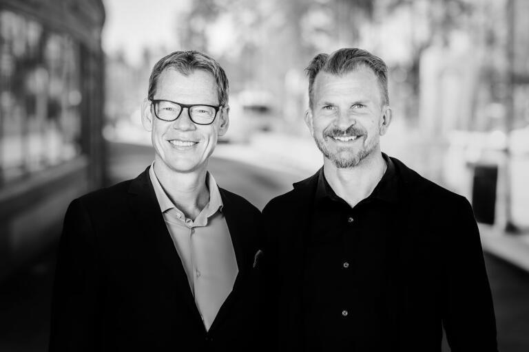 Mats Ekenstam och Ronny Andersson går in i ledningen för Boards on fire samtidigt som de blir delägare.