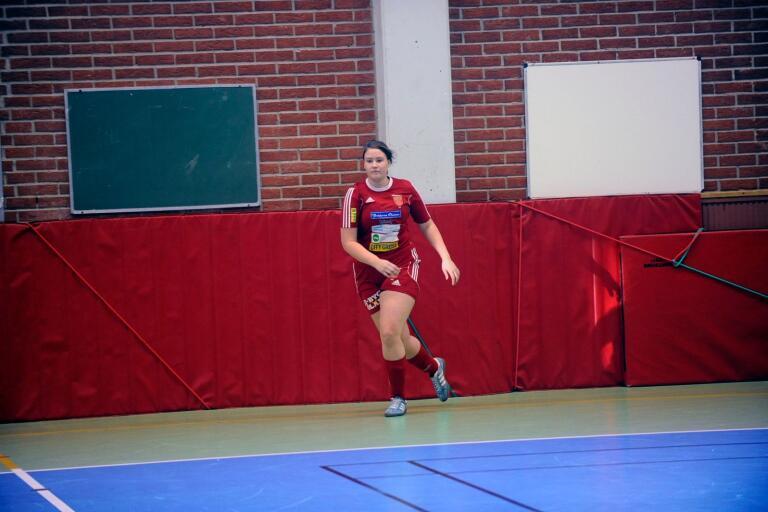 """Karin Roséns GAIF –regerande mästare i PAIF-cupen som avgörs om en månad – tog sig till semifinal i helgens """"Vi mot cancer"""" i Emmaboda."""