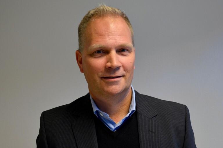 Henrik Loveby, vd på Göingehem.