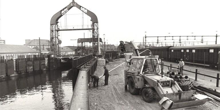 Bildreportage: Så såg hamnen ut förr