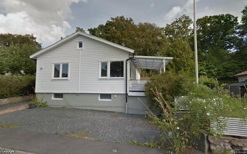 Hus på 103 kvadratmeter från 1942 sålt i Karlskrona – priset: 2710000 kronor