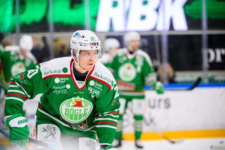 """Avslöjar: Troja–Ljungby värvar SHL-spelare: """"Jättekul"""""""
