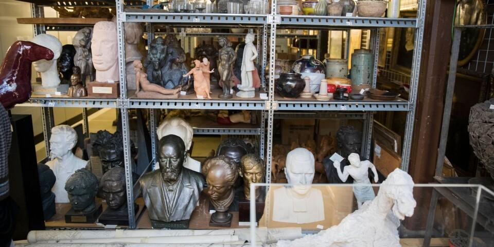 Kulturmagasinet i Ystad, ska enligt nuvarande plan inhysas i i befintliga men renoverade lokaler.