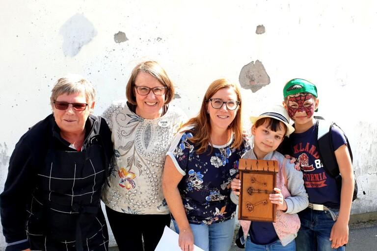 Barn från Ukraina får hjälp till bättre syn