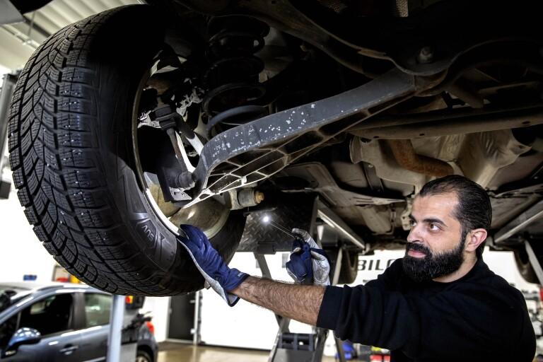 Bilhandeln har hämtat sig efter coronakrisen