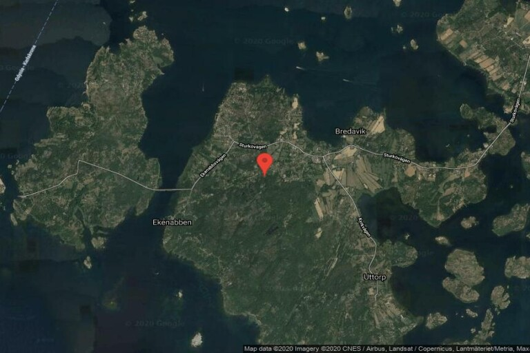 Huset på Annas Väg 25 på Sturkö sålt för andra gången på kort tid