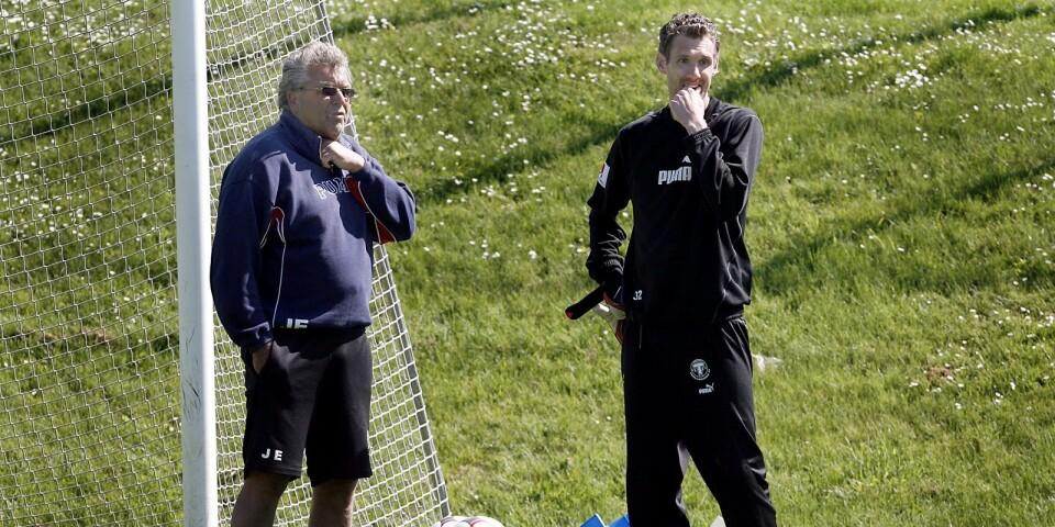 Även i maj 2008 kom Andreas Isaksson hem till Trelleborg för att slipa formen tillsammans med sin gamle målvaktstränare Janne Ericsson. Isaksson ville ha extra träning inför EM-slutspelet.