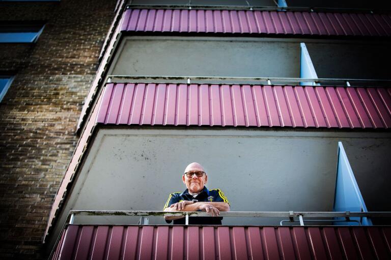 Struphuvudscancern har gett Jan Lundgrens liv en ny inriktning de senaste åren.