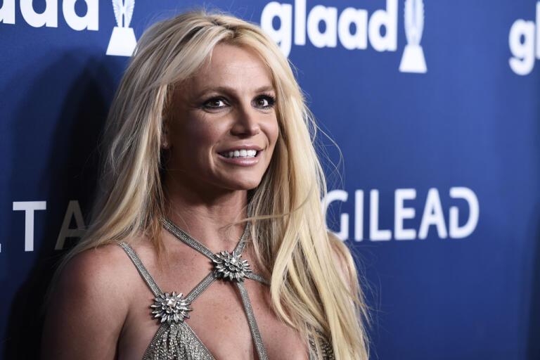"""Britney Spears släpper låten """"Mood ring"""" på nytt. Arkivbild."""