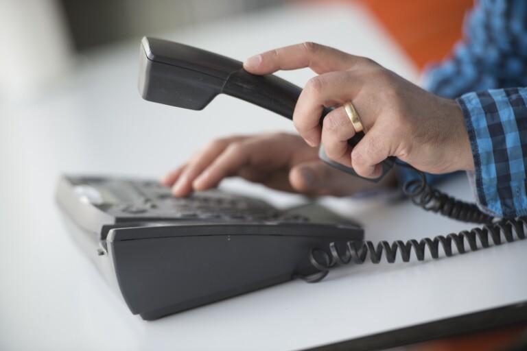 Brott: Lurad av telefonbedragare – 185 000 kronor länsades från konto