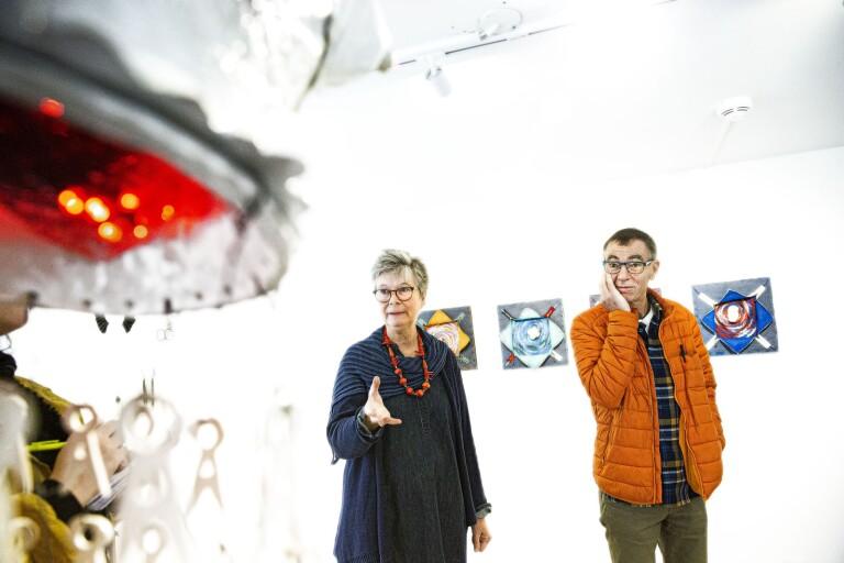 """Ny utställning ska intressera unga för hantverk: """"Har fått ett lyft"""""""