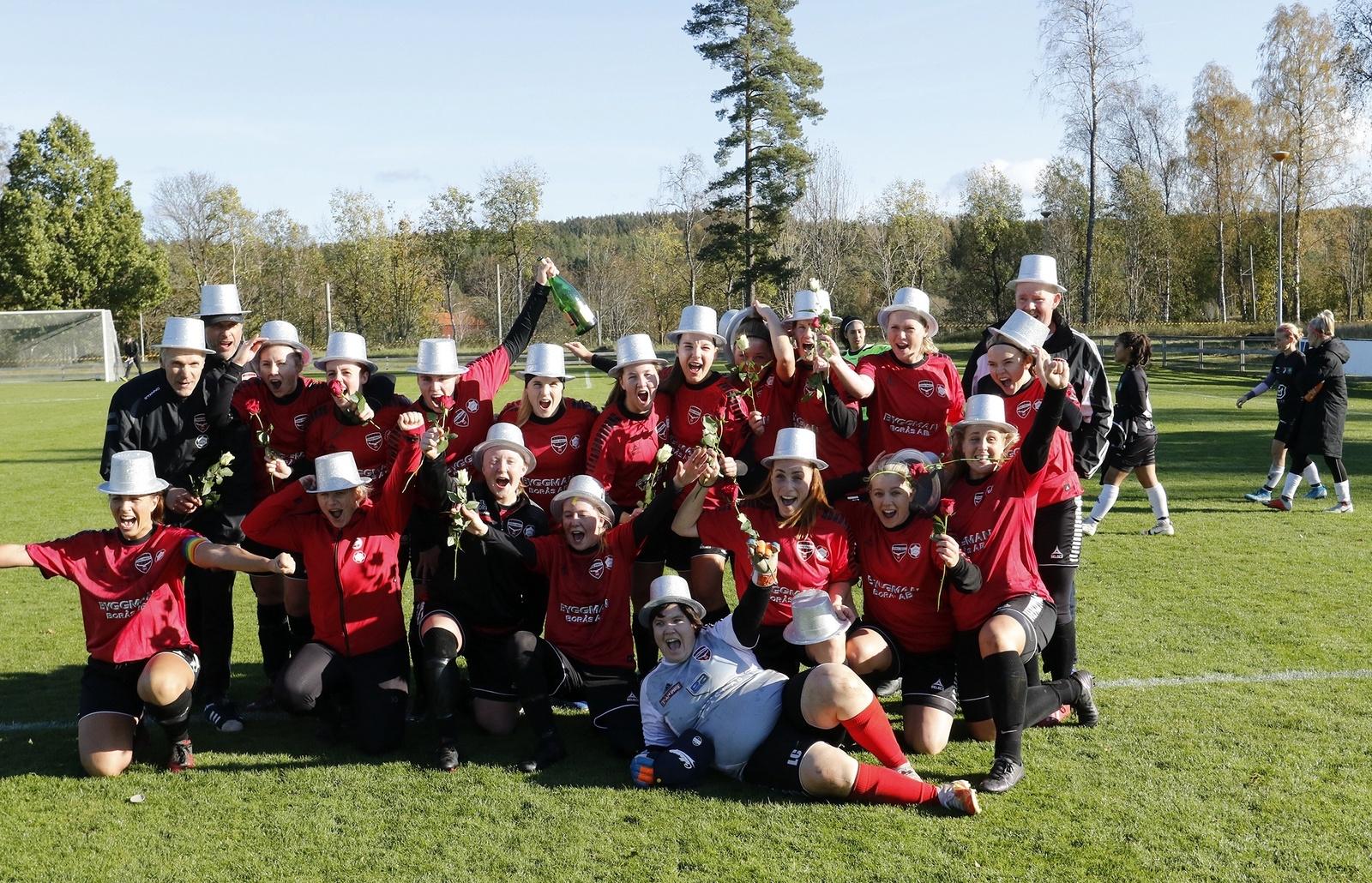 Södra Ving/Timmele klart för division II.