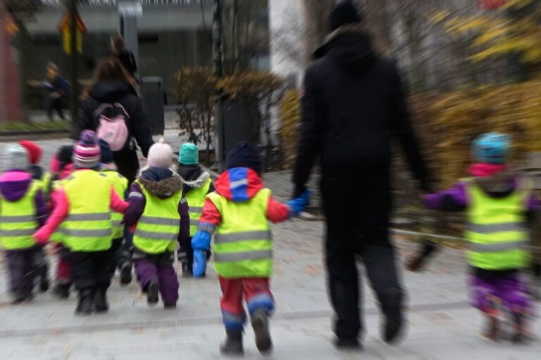 Svensk förskola är i kris