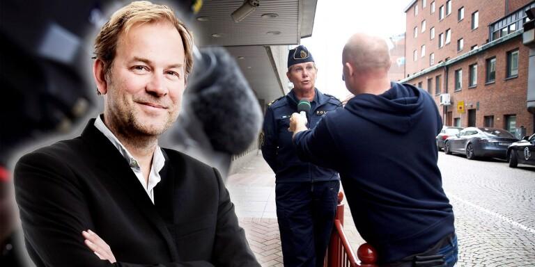 Stefan Eklund: Vi gör motstånd med vår journalistik