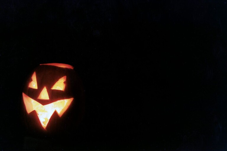 Halloween i Karlskrona