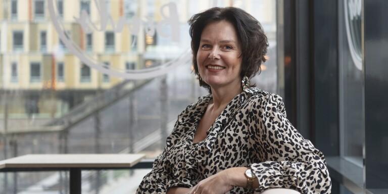 Ulrica fick chansen – blev regionchef för Svenskt Näringsliv