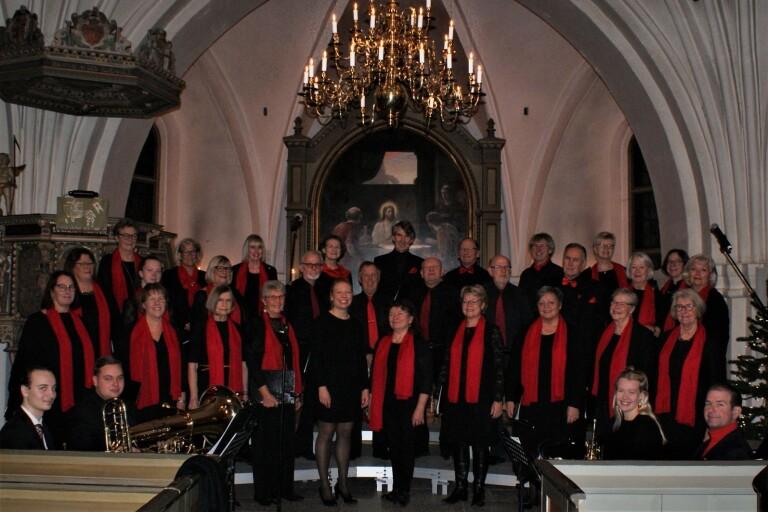 Trettondagskonsert i Valleberga