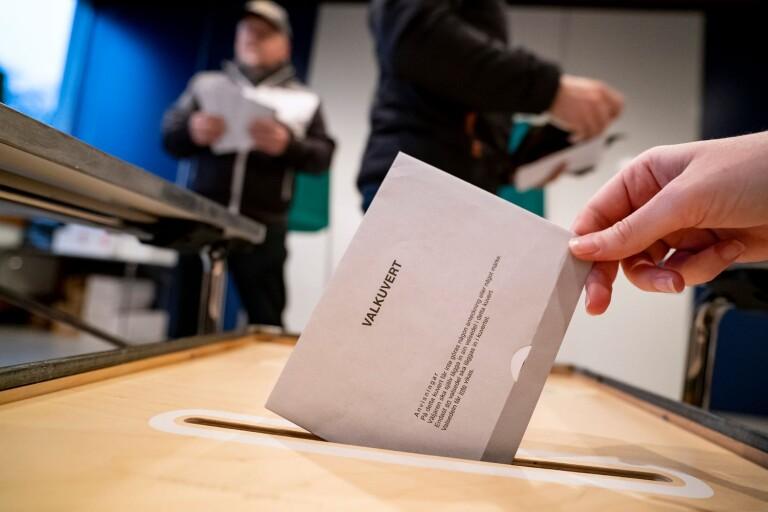 Det blir fler valsedlar och kuvert än vanligt att hålla ordning på i valet 2022.