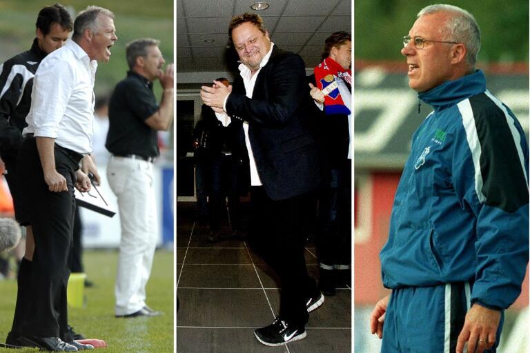 """Giles Stille, Roar Hansen eller Jan """"Lill-Damma"""" Mattsson, är någon av dessa Östertränare din favorit?"""