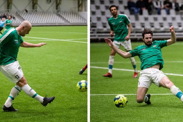 """TV: Så blev matchen i Borås Europas hetaste: """"Fick sms från skumt nummer"""""""