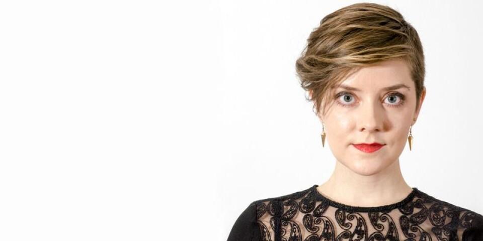 Johanna Nylander, krönikör