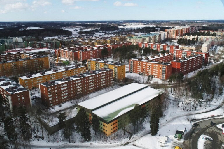 Desintegrationens Sverige