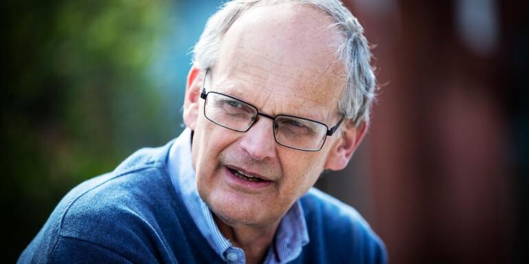 Mats Sjölin (V): Trelleborgs Allehanda är en del av medial maktkoncentration