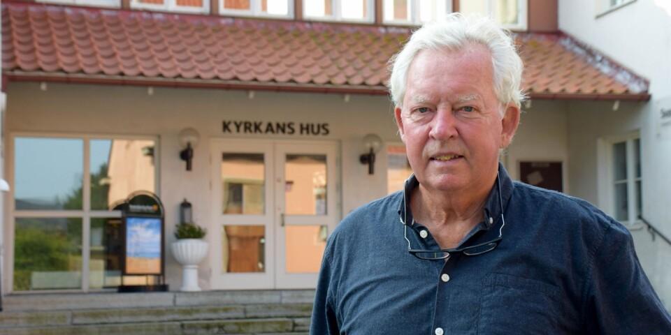 """""""Det sista andetaget är lika värdefullt och viktigt som det första"""" har blivit vårt motto, berättar Dag Lundberg, ordförande i Hospice Österlen som nästa torsdag bjuder in till seminarium."""