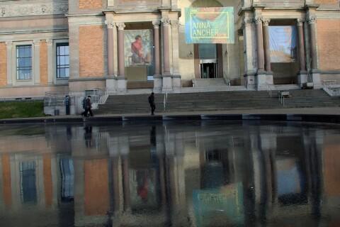 Anna Anchers starka närvaro visas i Köpenhamn