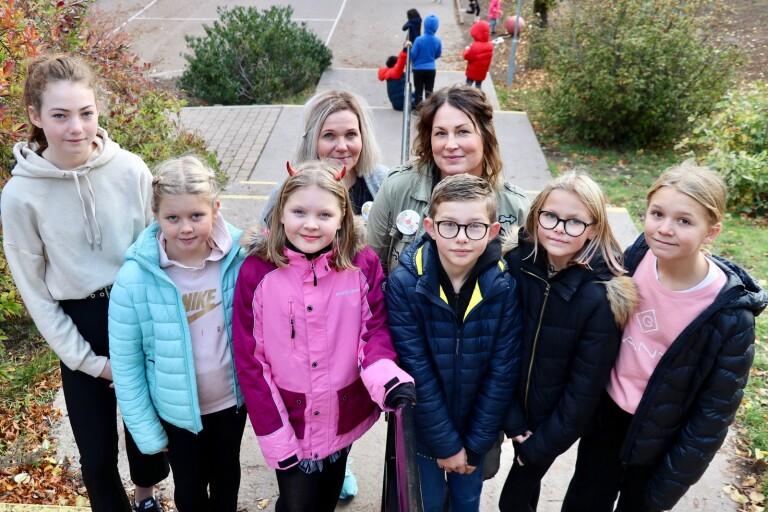 Schysst kompis – viktigt tema på Norra skolan