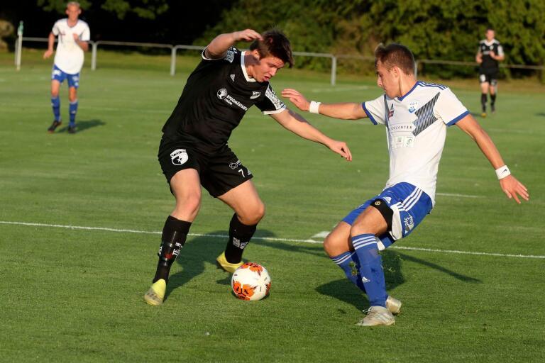 Öja FF och Rydsgårds AIF drabbade samman i den 73:e YA-cupfinalen genom tiderna på herrsidan.