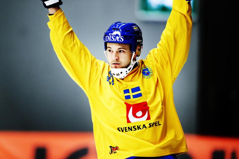 Fem mål av Edlund när Villa krossade Bollnäs