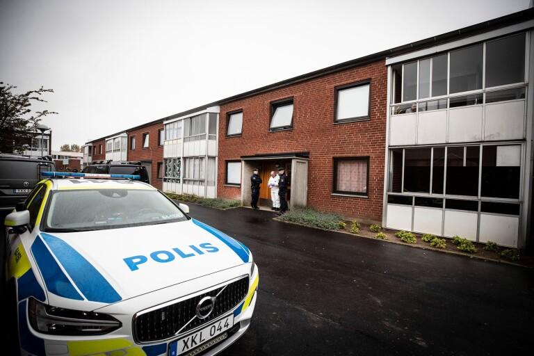 Fagerängen: Polisen förtegen om misstänkt mord