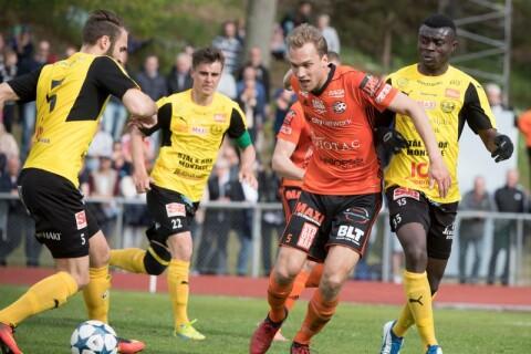 Blekingesport tv-sänder Mjällbys och FKK:s alla matcher
