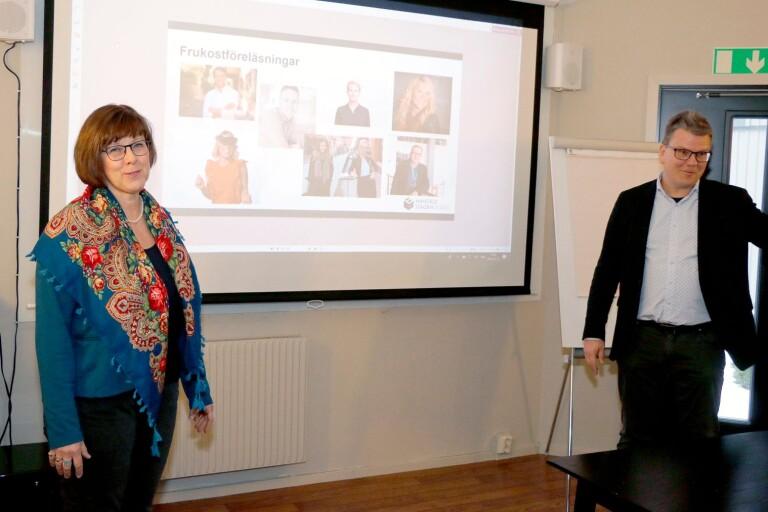E-handelsstaden gav tips till näringslivet i Ulricehamn