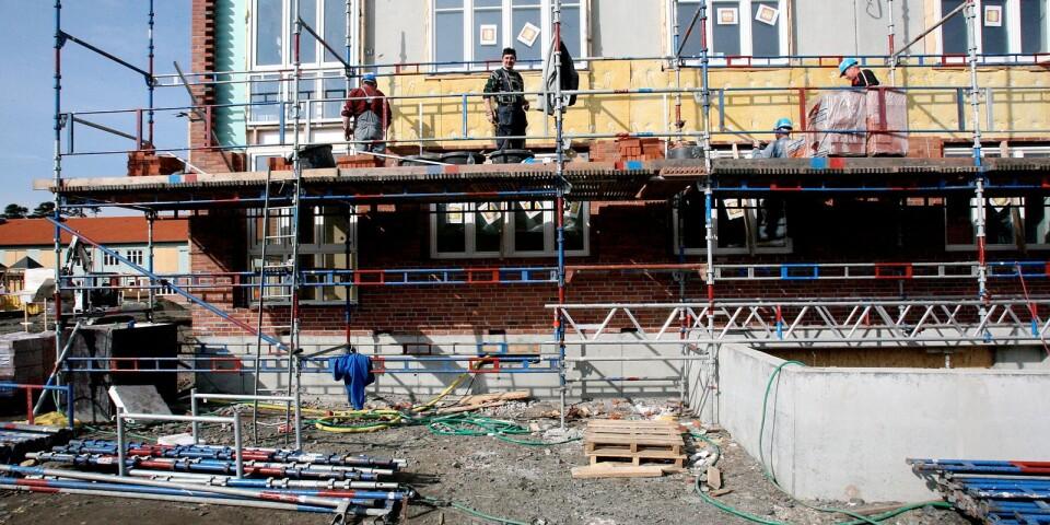 Det borde byggas fler hyresrätter i Ystad, anser Kent Wallin (S).