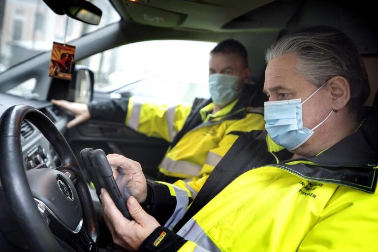 Efter kravet från personalen – Boråsföretag inför munskydd