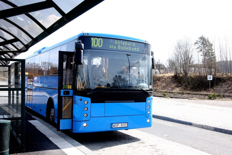Bollebygd arbetar för tätare bussförbindelser