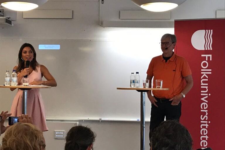 På seminarieum i Almedalen: Ett bra exempel på lyckad integration från Kristianstad
