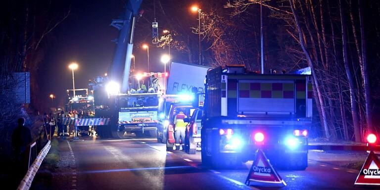 Polisen varnades två timmar innan dödsolyckan