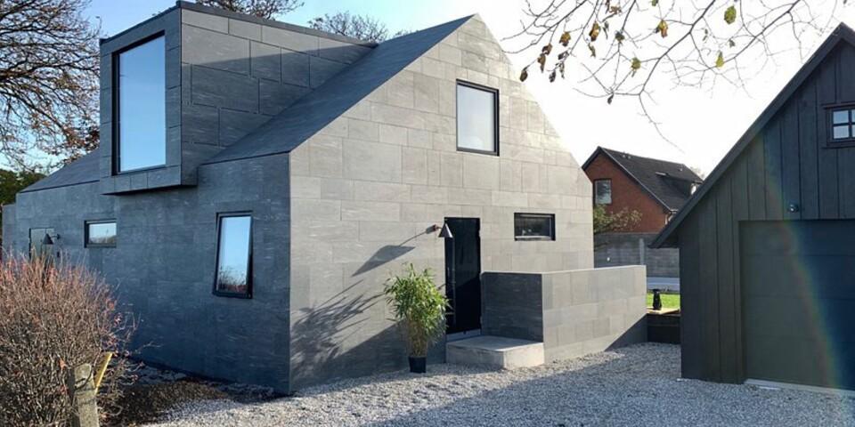 Så här ser huset ut efter renoveringen