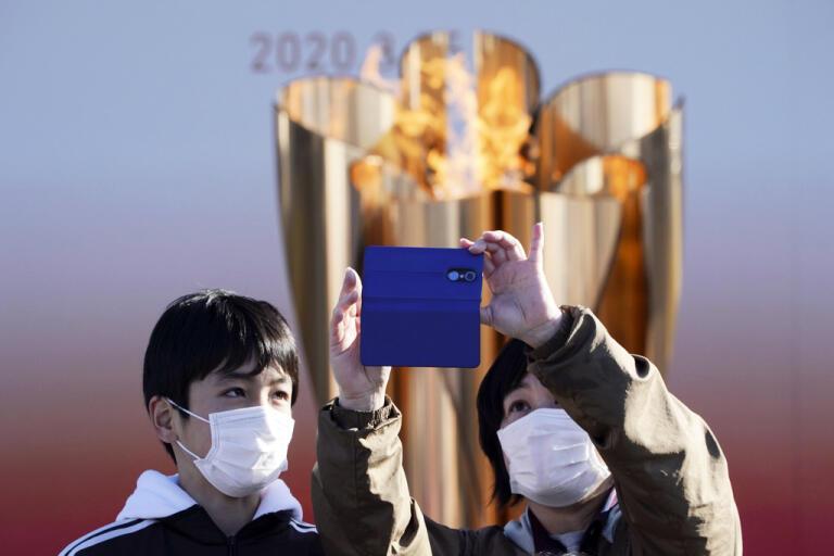 Hur ska det bli med OS i framtiden om världen befarar fler pandemier? Arkivbild.