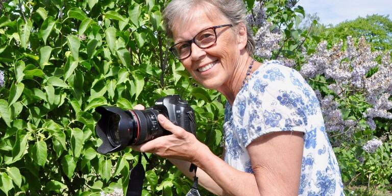 Årets Ölandfotograf 2020 är Miriam Eriksson från Borgholm. I september ställs hennes tolv bilder ut på Café Söderbönor i Mörbylånga.