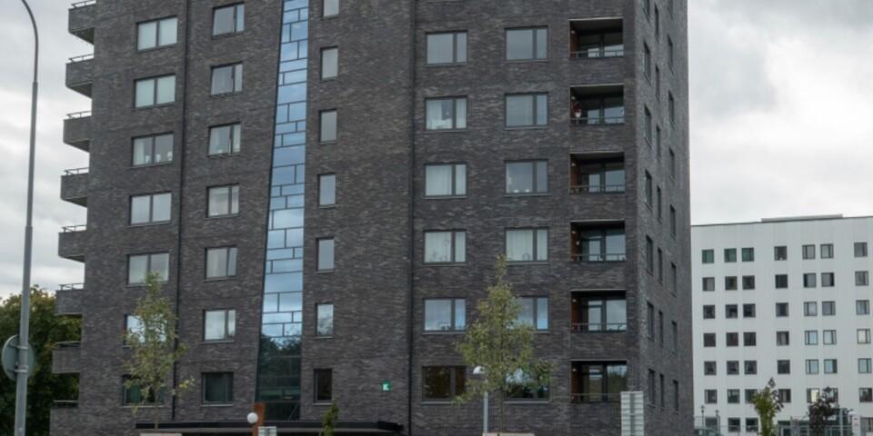 Ett av Kalmarhems hyreshus.