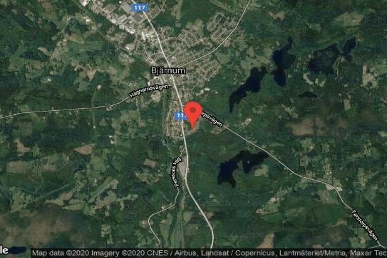 128 kvadratmeter stort hus i Bjärnum sålt till ny ägare