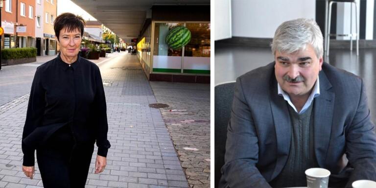 I Småland har Mona Sahlin fått en ny identitet