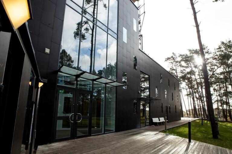 Moderaterna i Vellinge föreslår att Naturum ska bli spa och konferensanläggning.