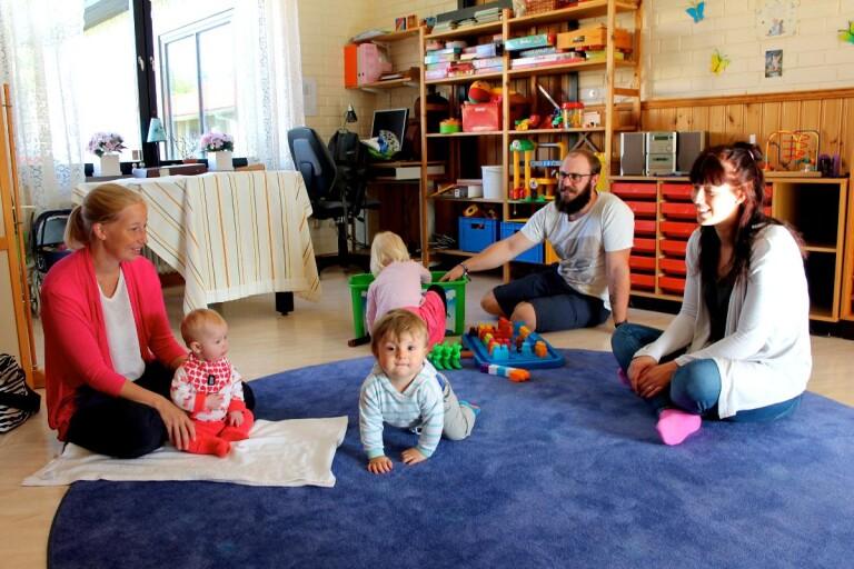 """Grönt ljus för ny familjecentral: """"Har jobbat länge med detta"""""""