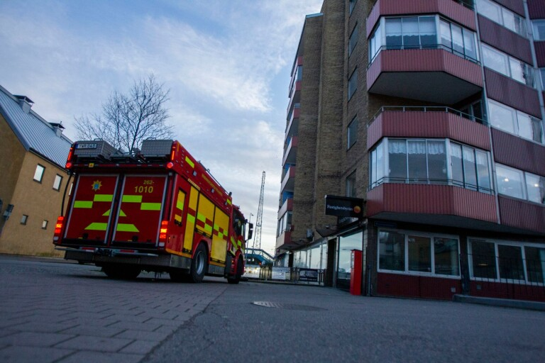 Skåne: Solnedgång orsakade brandlarm