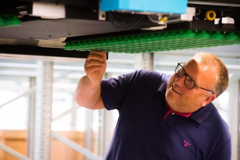 Ikea: Här uppfinns robotarna som ska få e-handeln att snurra